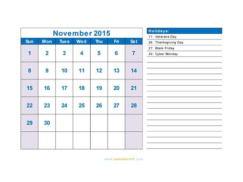 day planner november 2015 calendar november 26 thanksgiving day 100 images
