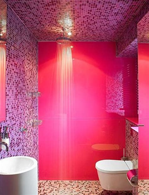 hot pink bathroom 5 stunning pink bathroom design ideas style fashionista