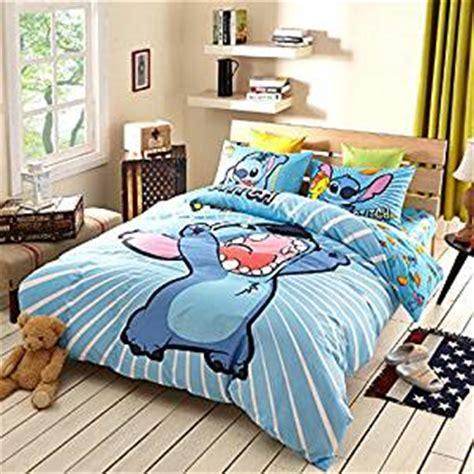 lilo and stitch bedding amazon com sisbay lilo and stitch bedding full size boys