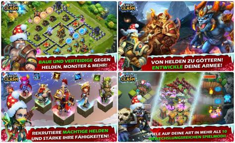 castle clash android castle clash f 252 r android freeware de