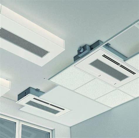 Climatisation Plafond by Climatisation De Plafond 224 Effet Coanda Pour