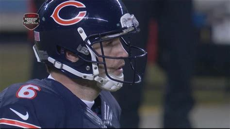 cutler benched espn source says cutler benched for next bears game