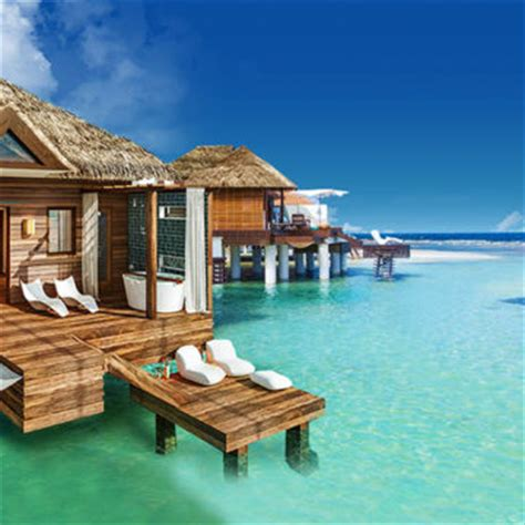 sandals south coast opens booking on overwater bungalows sandals adding more overwater bungalows in the caribbean