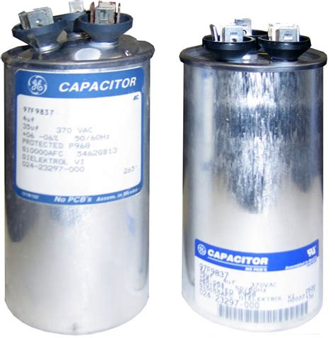 capacitor vs condenser air conditioning not blowing cold replace your capacitor or contactor