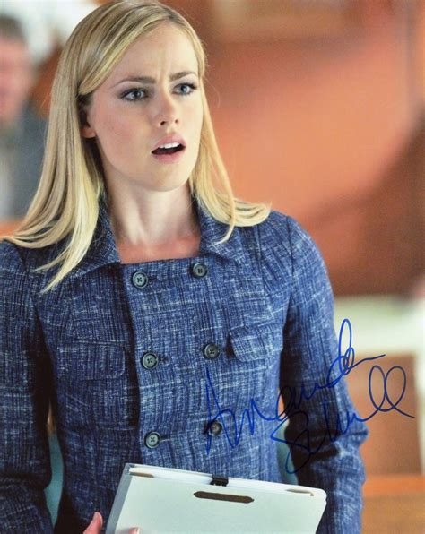 amanda schull on suits amanda schull suits autograph signed 8x10 photo