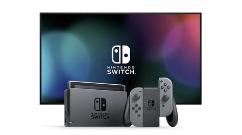 console switch nintendo switch console with grey con my box