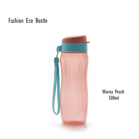Eco Bottle 500 Ml fashion eco bottle 500ml tupperware botol minum