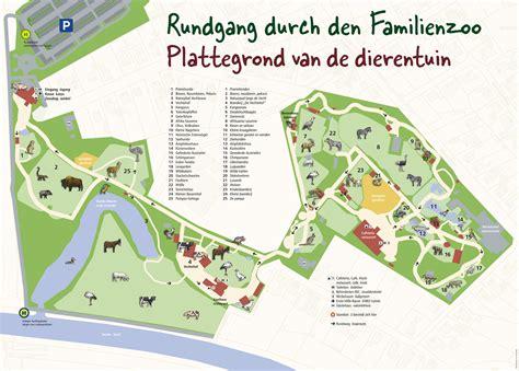 Zoologischer Garten Berlin Zooschule by Tierpark Nordhorn Plattegrond