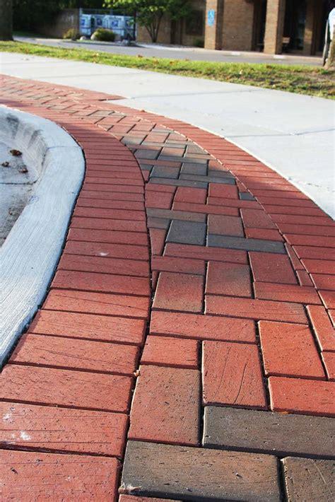 permeable brick pavers the municipal