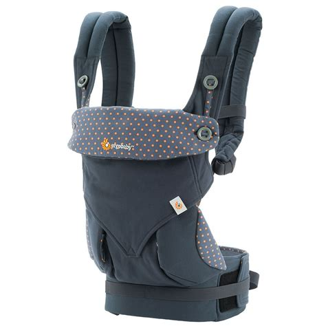 Ergo Baby Carrier 360 La Giraffe forward facing baby carrier 360 blue ergobaby
