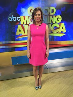 amy robach tweets quot hey sunrise ginger zee do you like the dress necklaces and dresses on pinterest
