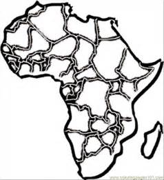 africa coloring pages coloring pages map countries gt africa free