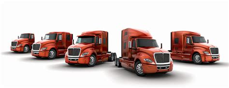 navistar seeks  regain market share   international lt truck  truckscom