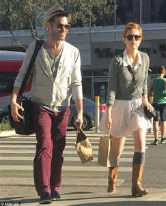 rumer willis and pal blue go shopping ahead of gig in los