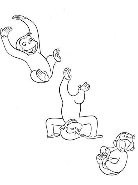 happy birthday curious george coloring pages curious george coloring pages best coloring pages for kids