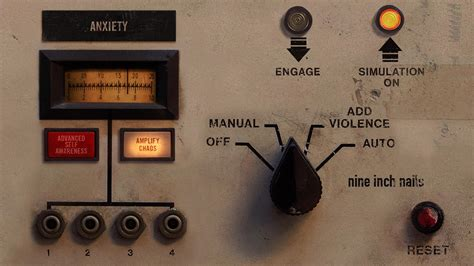 Nine Inch Nails The Background World added quot nine inch nails quot to the add violence wallpaper by