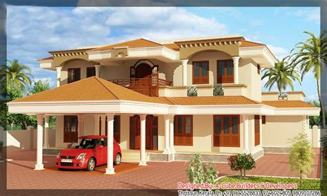 New Kerala Home Plans by New Model Kerala House Plans Beautiful Houses In Kerala