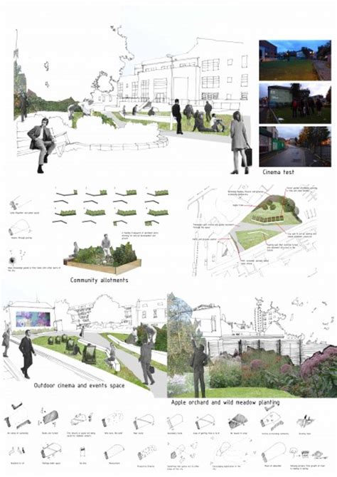 214 best images about landscape architecture diagram on landscape design idea architectural drawing rendering