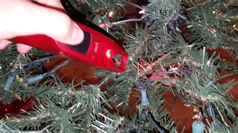 how to fix pre lit tree lights fantastic how to fix lights on prelit tree image