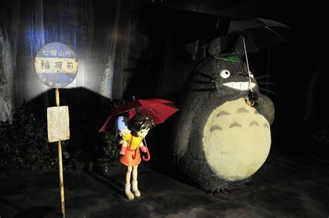 studio ghibli film più belli 踏进宫崎骏的童话世界 吉卜力工作室展览亮相首尔 理想生活实验室 为更理想的生活