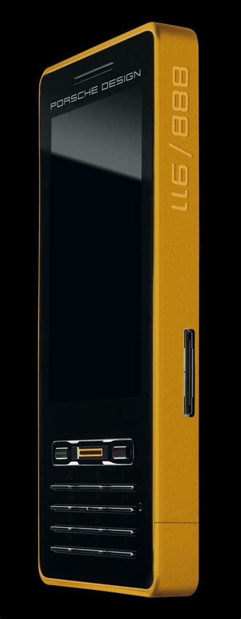porsche design phone porsche design p 9522 gold limited edition phone