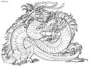 printable 21 chinese dragon coloring pages 4249 chinese