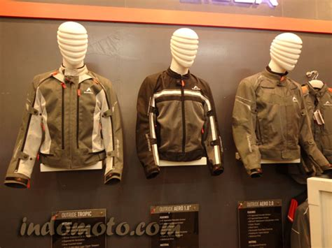 Harga Jaket Touring Merk jaket biker eiger indomoto