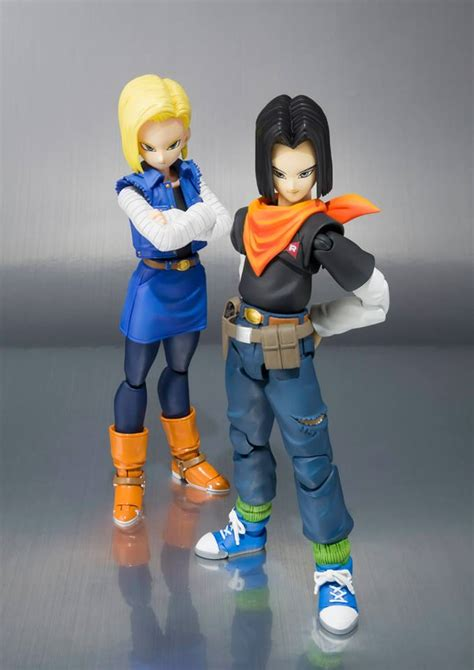 h el figure sh figuarts android 17 coming to america