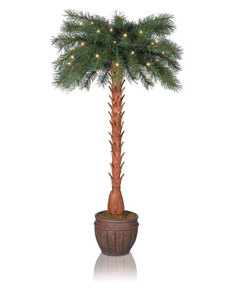 Coronado Bay Artificial Palm Trees Treetopia Artificial Lighted Trees