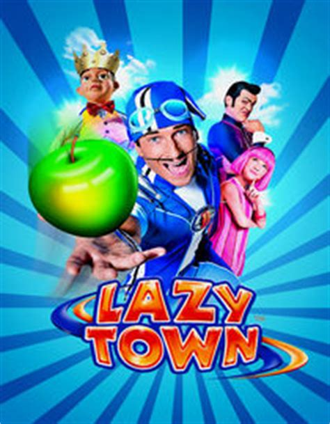 Are Unkempt And Lazy About Grooming Apparently by Lazytown Lazytown Episode Guide Rachael Edwards
