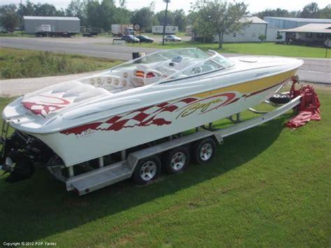 baja speed boat 2002 used baja 342 boss speed boat high performance boat