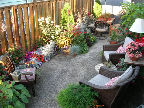 small backyard spaces our favorite outdoor rooms from hgtv fans outdoor spaces