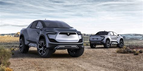 2019 Tesla Truck by Tesla Truck To Cost Less Than 50 000 Be Better