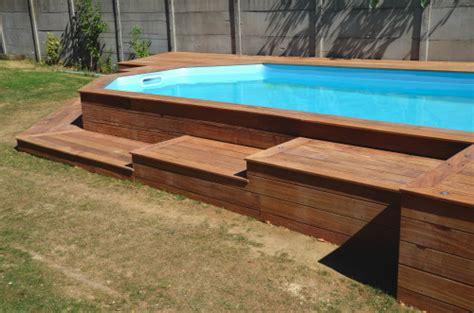 Superbe Piscine Bois Hors Sol Castorama #4: terrasse-autour-piscine-hors-sol-1.jpg