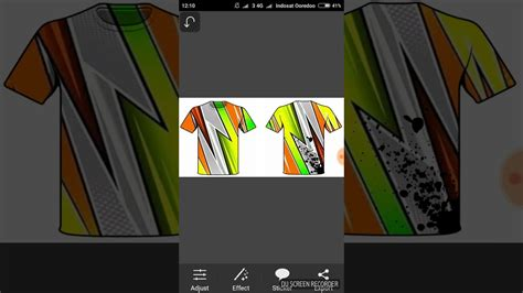 desain kaos jersey racing android youtube
