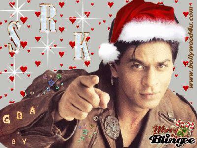 srk merry christmas picture  blingeecom