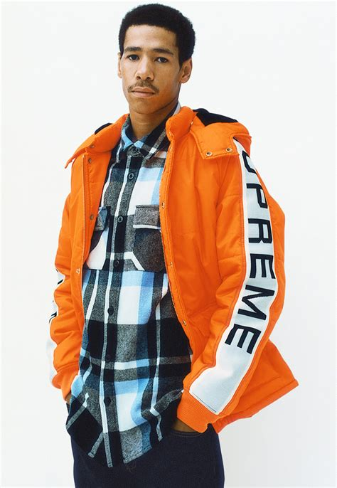 supreme wear supreme clothing models www pixshark images