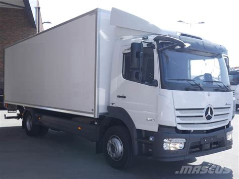 mercedes truck 2016 used mercedes benz atego 1524l box trucks year 2016 price