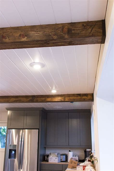 faux ceiling beams diy 1000 ideas about faux wood beams on wood