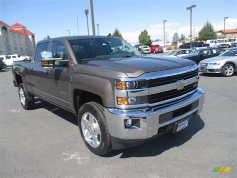 2015 silverado colors 2015 brownstone metallic chevrolet silverado 2500hd ltz