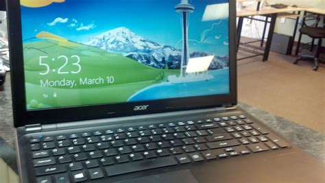 how to reset an acer lcd monitor techwalla com acer v5 no boot black screen windows 8 logistics