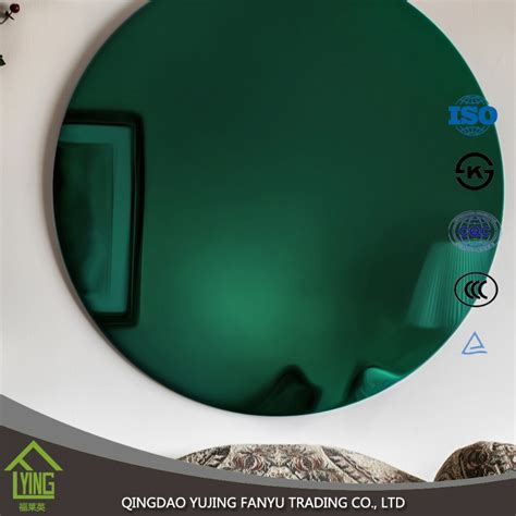 decorative colored mirror glass mm thickness