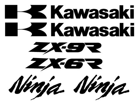 Mahlkonig Logo Sticker Small White On 2 Units small kawasaki decal set any model awesome graphics