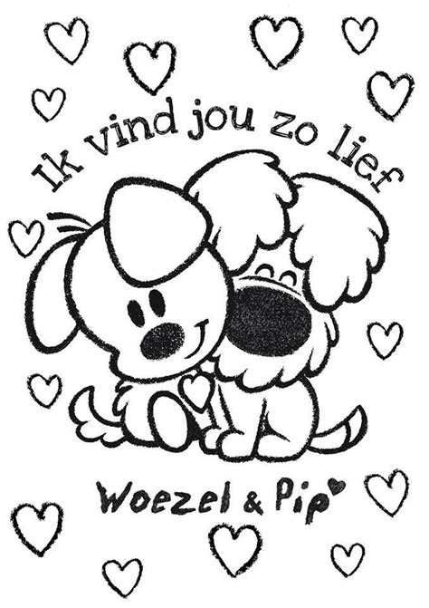 1000 images about woezel en pip on pinterest kerst