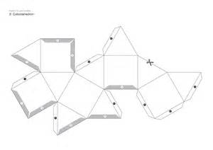 Tetrahedron Template by Image Gallery Tetrahedron Template