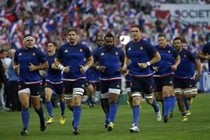 coupe du monde de rugby 2015 le xv de dans le flou
