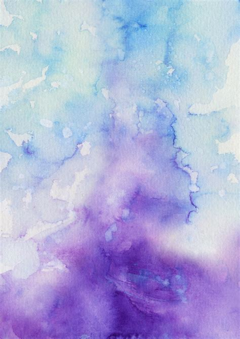 Watercolor Texture Pattern | stock watercolor texture frost by aurorawienhold