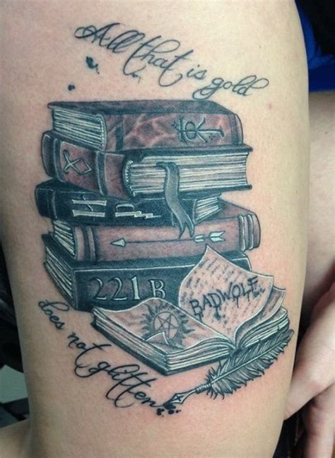 25 best ideas about book tattoo on pinterest reading