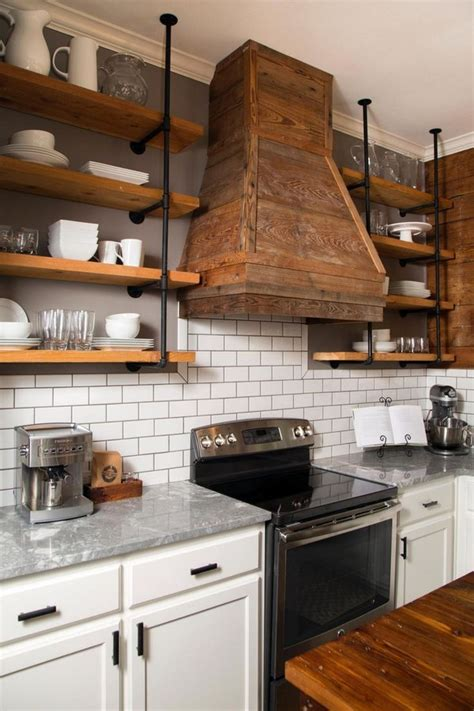 shelving ideas for kitchen open shelving kitchen design ideas decor around the
