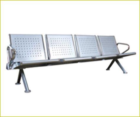 Kursi Tunggu Stainless Steel jual kursi tunggu stainless pamulangkita